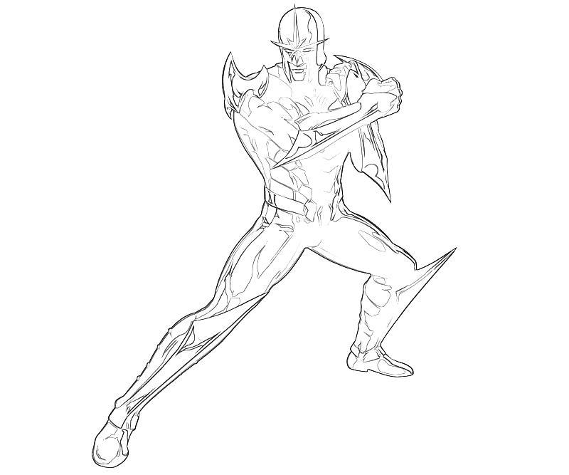 Marvel Vs Capcom Nova