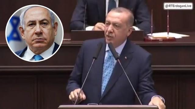 Erdogan Sebut Israel Negara Paling Rasis dan Fasis di Dunia, Netanyahu Ngamuk