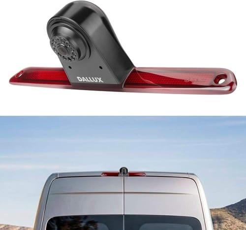 DALLUX Cars Brake Light Backup Rear View Camera