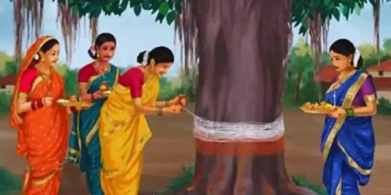 Savitri Brata - Special Festival For Married Hindu Women