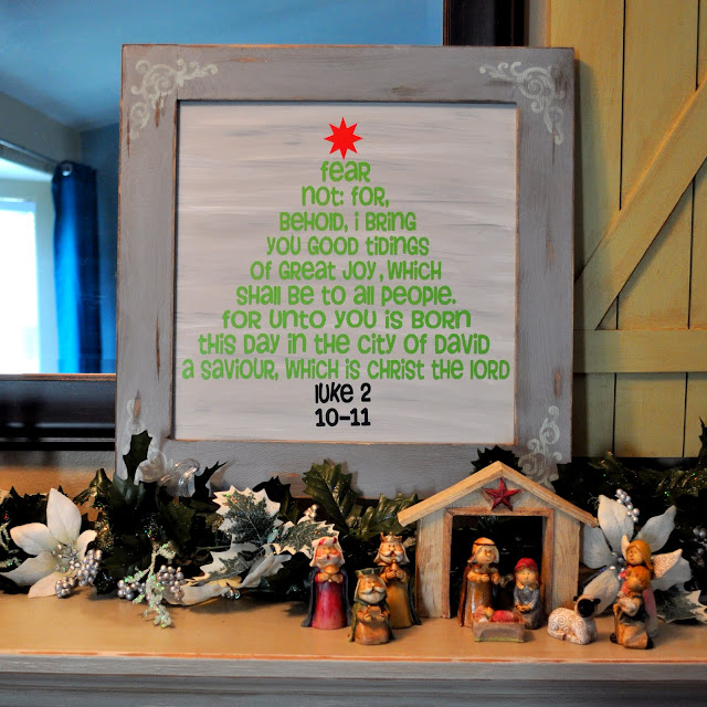 Christmas Tree In The Bible Scripture: Sassy Sanctuary: Christmas Tree Bible Quote