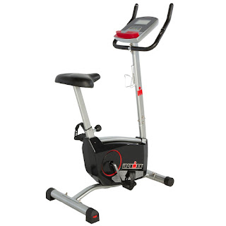 Ironman H-Class 210 Upright Exercise Bike, image, review features & specifications plus compare with X-Class 310