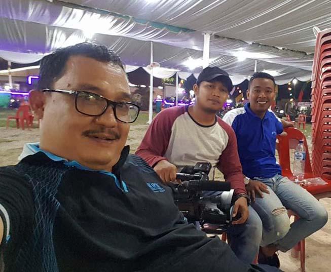 Kabag Humas Pemkab Asahan Arbin Tanjung.