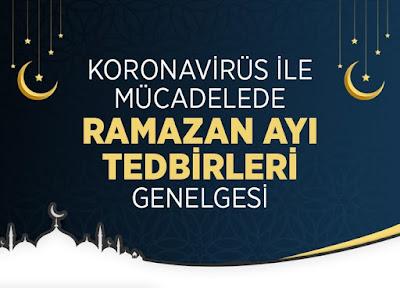 Haberler, Ramazan Ayı, Ramazan Ayı Korona Virüs, Covid 19,