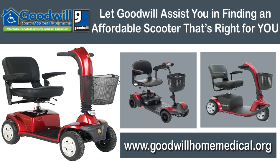 Goodwill Home Medical Equipment: Affordable Mobility