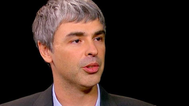 Gambar Larry Page