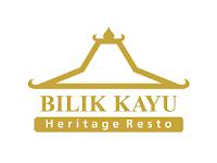 Lowongan Kerja Bilik Kayu Heritage Resto Bulan Februari 2020 - Yogyakarta
