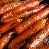 Brown Sugar Baked Carrots