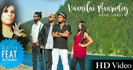 RJith – Vaanilai Maarudey ft. Archanna Sellathurai [Official Video