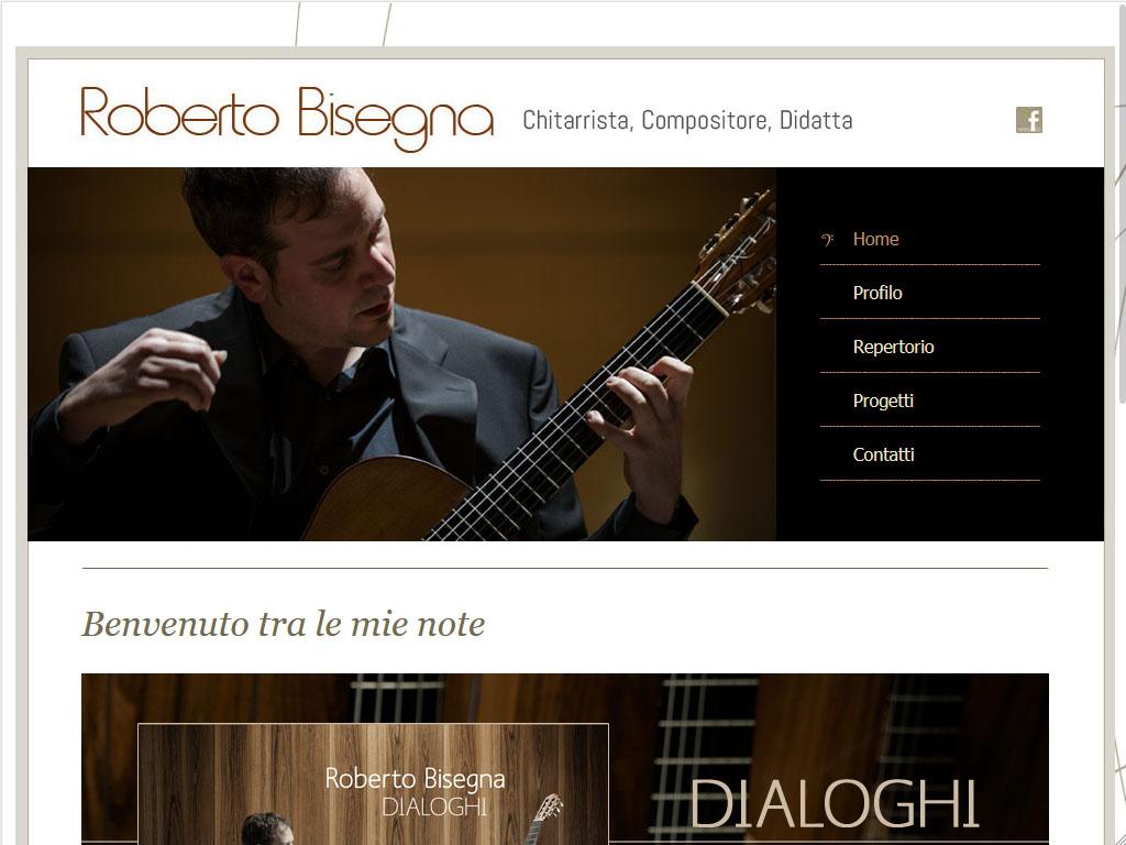 Guitarist | Roberto Bisegna - Chitarrista, Compositore, Didatta