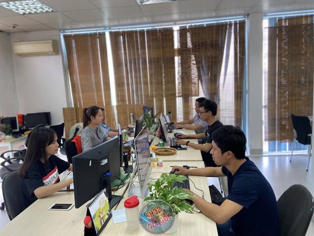 Đội ngũ phát triển ứng dụng Umbalena