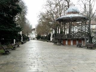 Parque de Burgos, Vista general