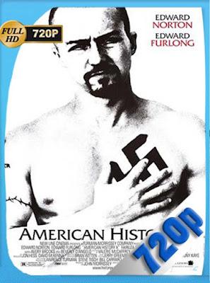 American History X (1998) HD[720P] latino[GoogleDrive] DizonHD