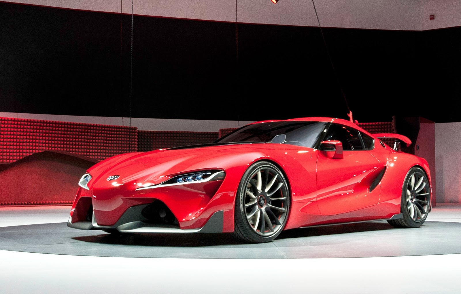 2016 toyota supra ft1 concept cars booster. Black Bedroom Furniture Sets. Home Design Ideas