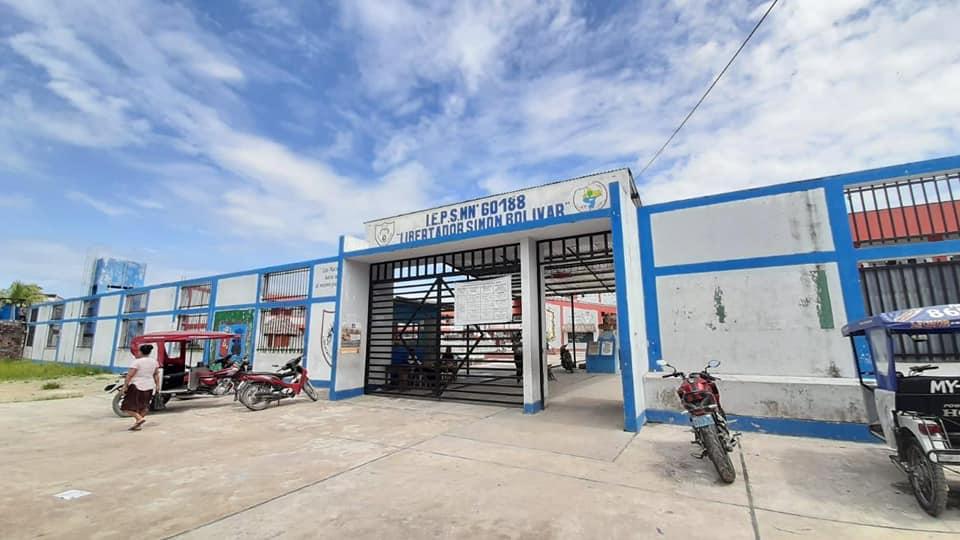 Escuela 60188 SIMON BOLIVAR - Iquitos