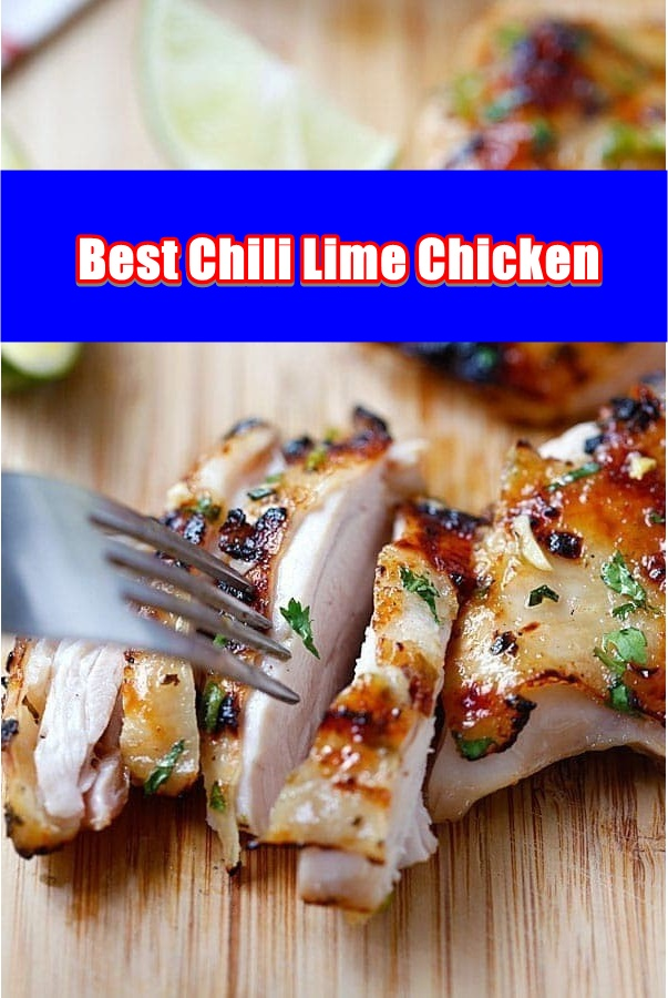 #Chili #Lime #Chicken