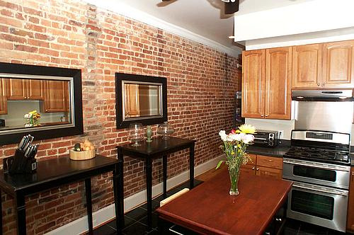 Pleasant Exposed Brick And Plaster Walls For The Interior Design Of Your Largest Home Design Picture Inspirations Pitcheantrous