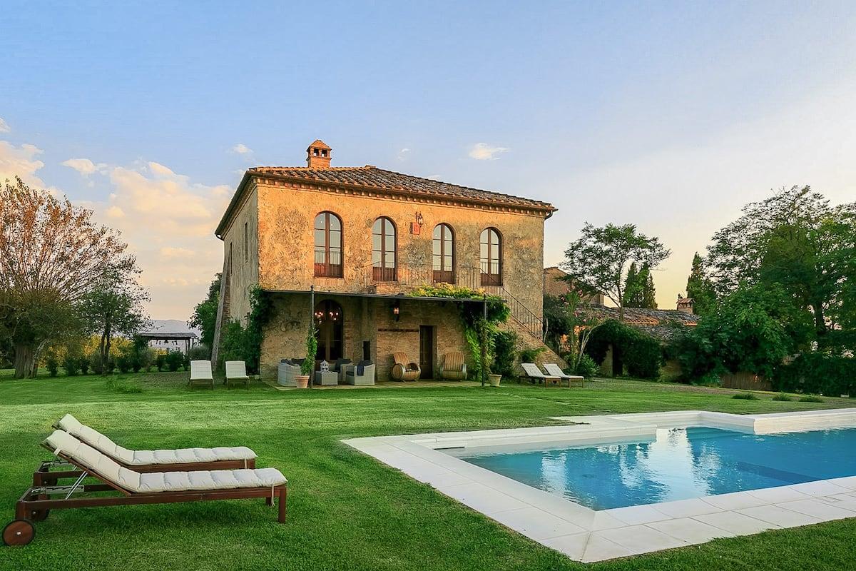 Best quite rental properties in Europe