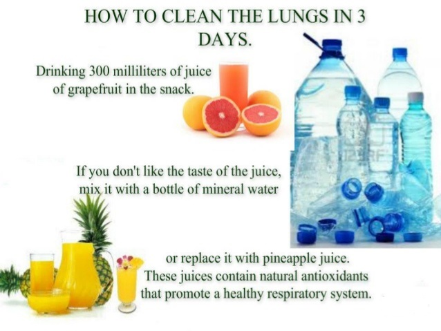 What Food Is Good For Lungs And Heart