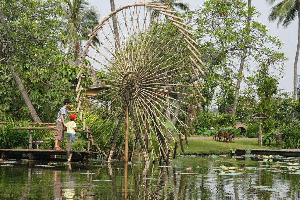 Binh Quoi tourist village 11