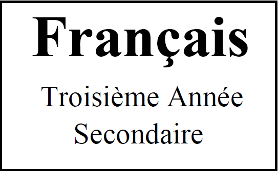 Livre Scolaire De Francais 3as Pdf