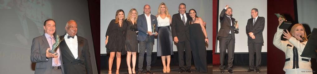 Vencedores do Prêmio ATUALIDADE COSMÉTICA