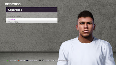 PES 2020 Faces Gabriel Veron by TiiToo