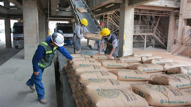 Cementos lima s a for Precio del mercado de concreto encerado