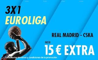 suertia promo euroliga Real Madrid vs CSKA 18-3-2021