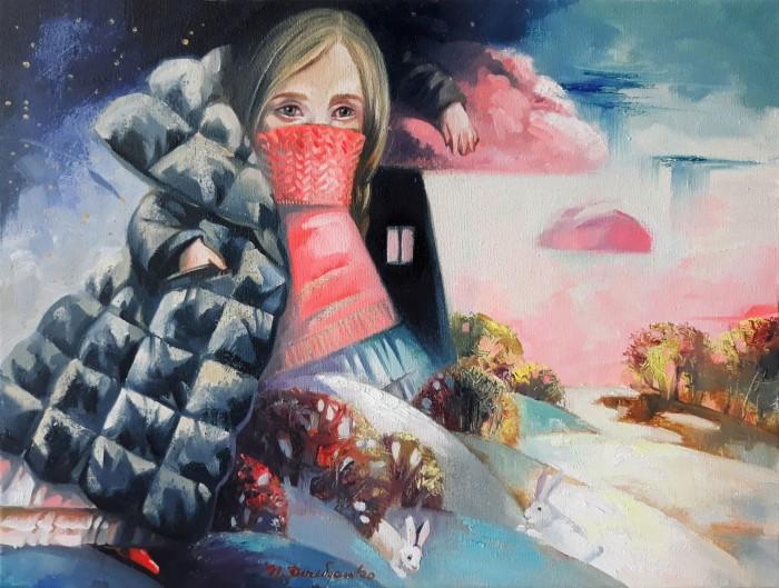 Картины, которые дарят радость и хорошее настроение. Nataly Derevyanko