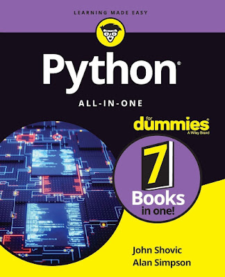 [Free ebook]Python All-in-One For Dummies (For Dummies 2019 (Computer/Tech))