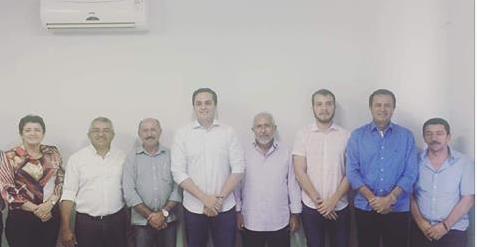 7 prefeitos do alto sertão alagoano participaram da reunião para encerramento dos lixões existentes na região do Sertão