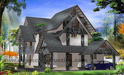 Evens Construction Pvt Ltd: 3D Plan Gallery on