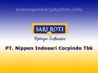 Lowongan Kerja PT. Nippon Indosari Corpindo Tbk, lowongan kerja Kaltim 2021 pabrik roti SMA SMK D1 D3 D4 S1 Admin Accounting HR GA Driver Engineering