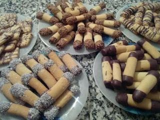 Recette du biscuit au beurre
