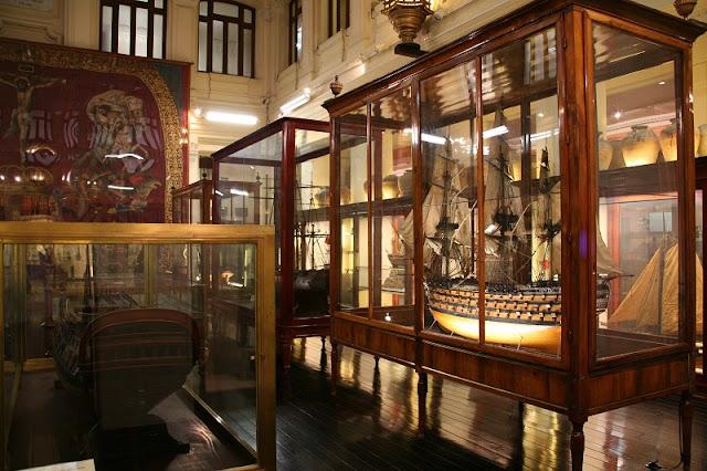 História do Museu Naval