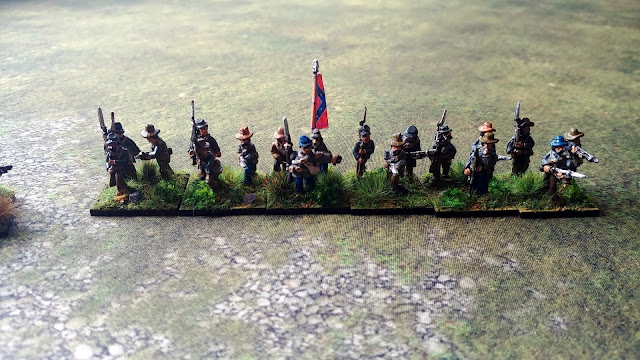 Sgt Steiner's Wargaming Blog: Some figures painted ! another