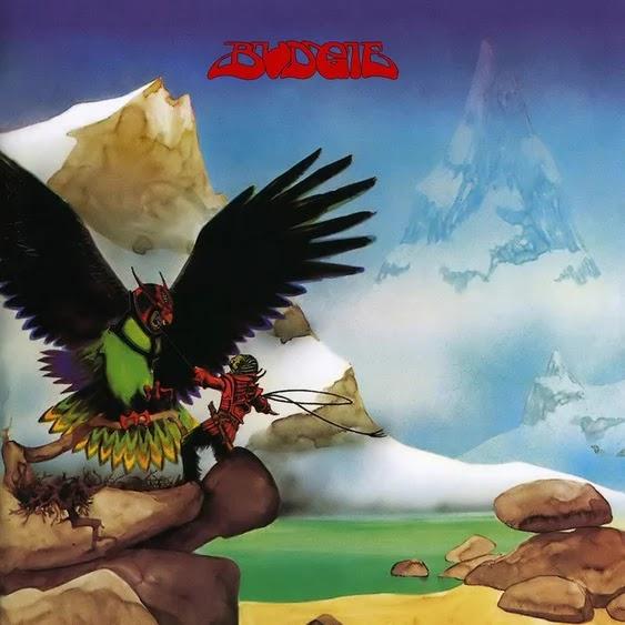 Budgie - Never Turn Your Back on a Friend (1973, Hard Rock com elementos de Rock Progressivo)