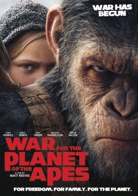 War for the Planet of the Apes [2017] Final *Latino 5.1* [NTSC/DVDR] Ingles, Español Latino
