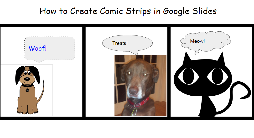 Free Technology for Teachers: How to Create Comic Strips in