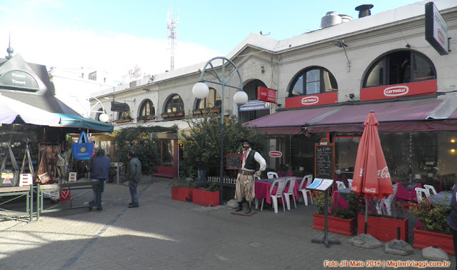 Mercado del Puerto - Ciudad Vieja - Montevidéu