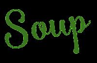 the ultimate soup recipe book!