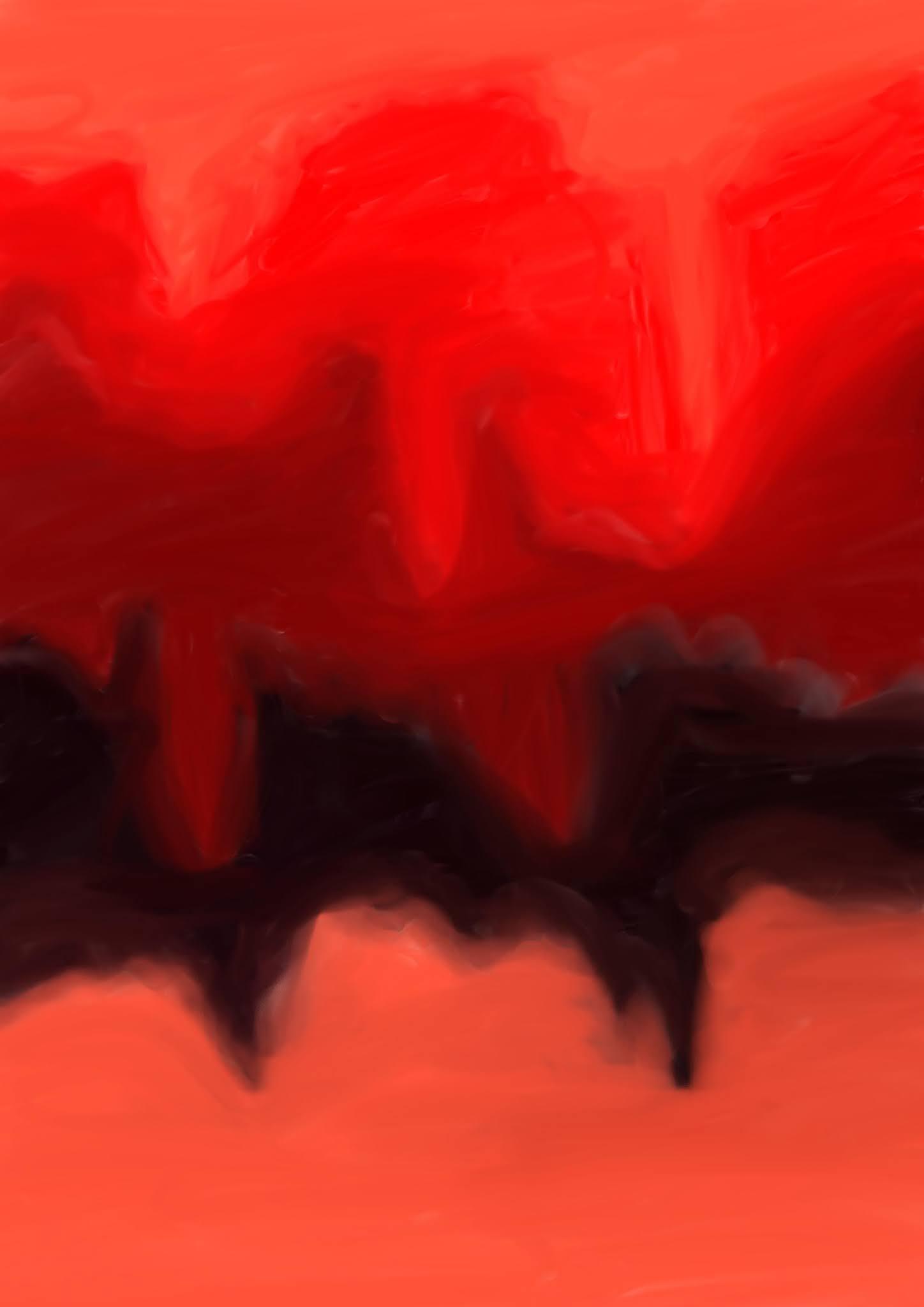 DIY Abstract painting and Digital Art tutorial