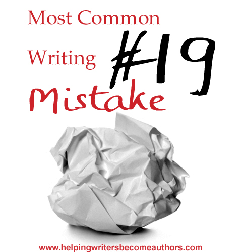 Most Common Writing Mistakes: Why Suddenly Is a Four-Letter Word ...