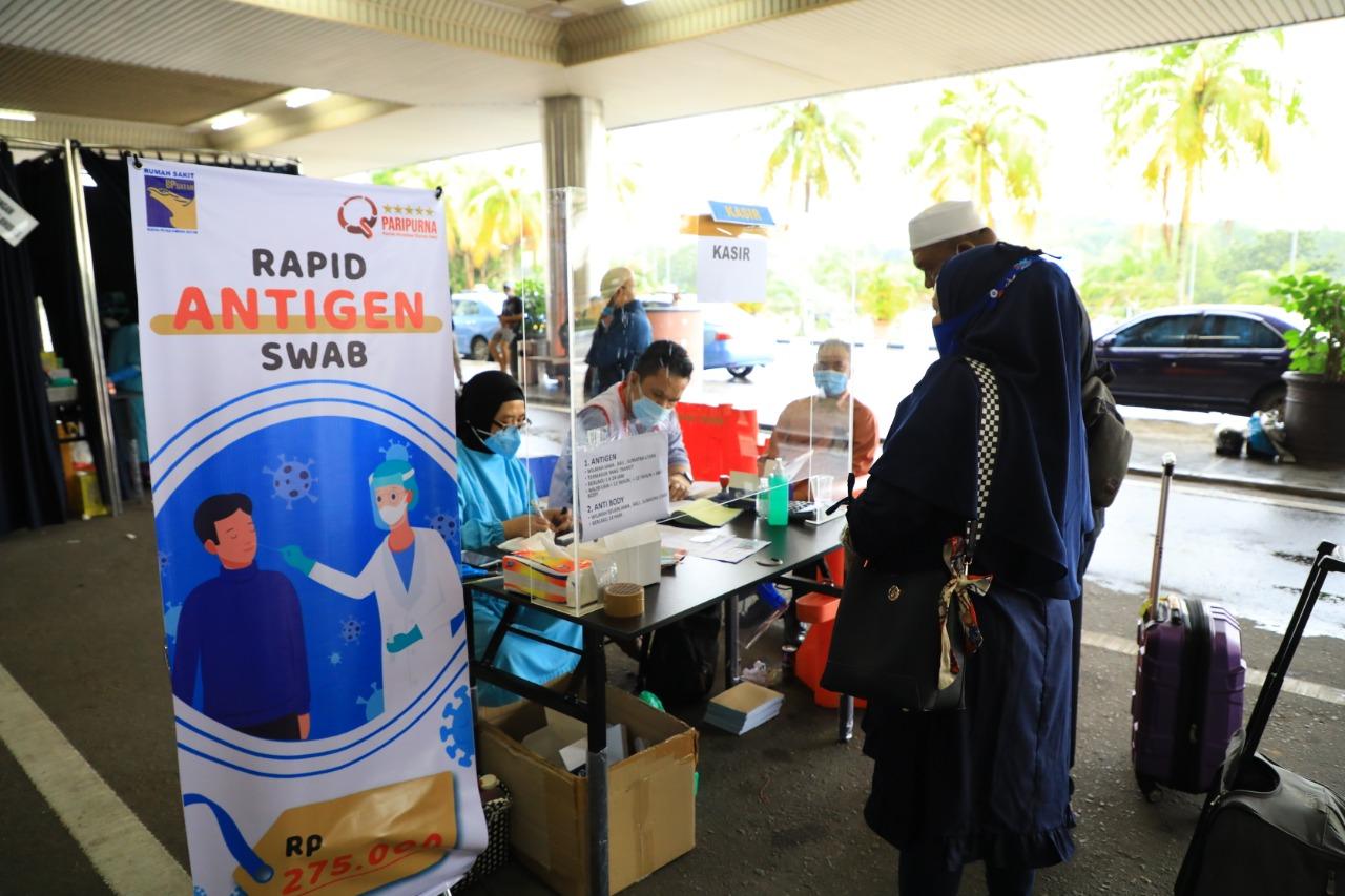Di Bandara Hang Nadim, Klinik Baloi dan RS BP Batam Pemeriksaaan PCR, Swab Antigen dan Antibodi, dan Genose Steril dan AmanDi Bandara Hang Nadim, Klinik Baloi dan RS BP Batam Pemeriksaaan PCR, Swab Antigen dan Antibodi, dan Genose Steril dan Aman