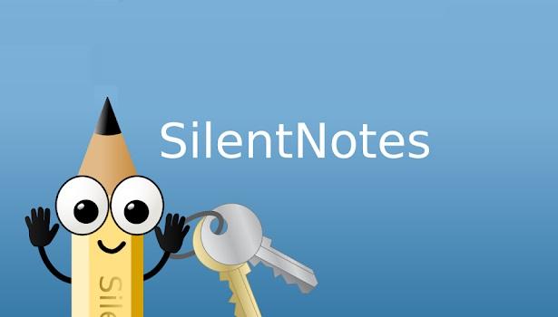 SilentNotes - Δωρεάν εφαρμογή σημειώσεων με συγχρονισμό ανάμεσα σε διαφορετικές συσκευές
