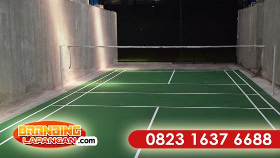 Harga Pengecatan Lapangan Badminton Wilayah Bogor