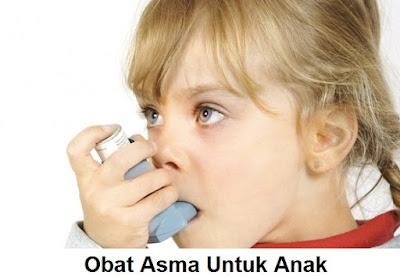 Pengobatan Gejala Penyakit Asma Pada Anak