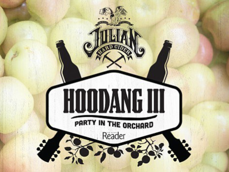 Save on passes & Enter to win VIP tickets to HOODANG III: Party in the Orchard on November 10!
