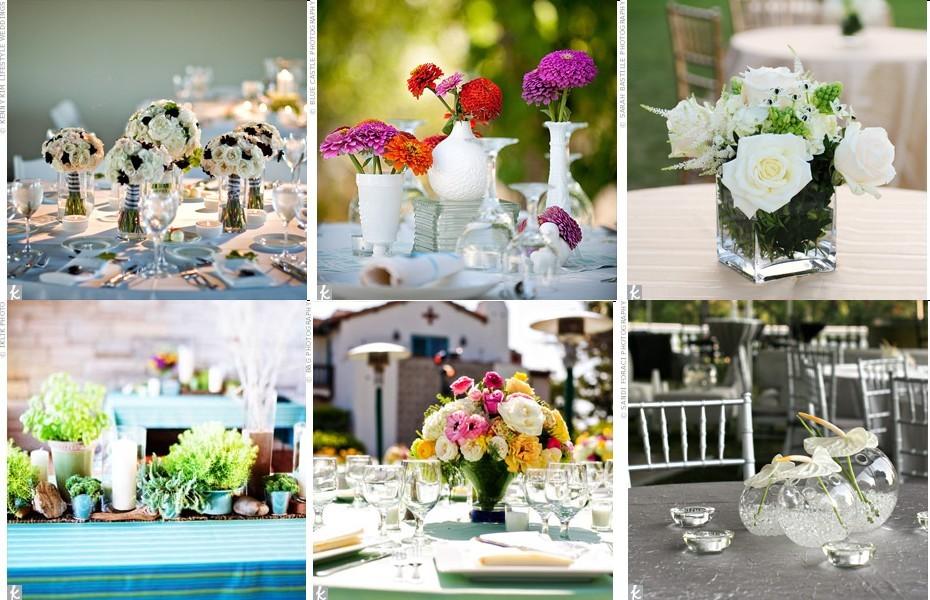 Once upon a time deco de table - Decoration de vase pour mariage ...